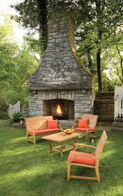Outdoor Fireplace Images by 73 Best Outdoor Fireplaces Images On Pinterest Fireplace Ideas