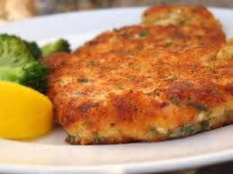 Fried Parmesan Parmesan Crusted Chicken Once Upon A Chef