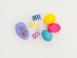 kids u0027 craft dyed easter egg animals hgtv