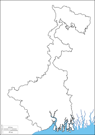 Blank Map Of India by West Bengal Free Map Free Blank Map Free Outline Map Free Base