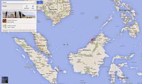 Brunei Map Brunei Darussalam Pianistus Herodotus Travel Notebook Of A