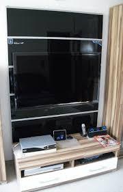 Wohnzimmerschrank F Fernseher Geeignete Wohnwand Wohnmöbel Für Große Lcds Mit Ambilight
