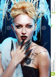 spider queen costume royalty free stock photography image 34589067