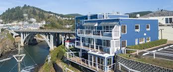 channel house depoe bay oregon hotels