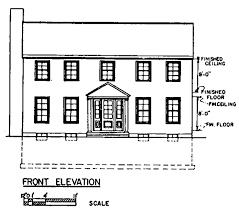 simple colonial house plans simple colonial house plans small idolza