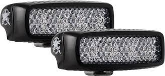 rigid industries backup light kit rigid industries sr q series led diffused back up white light kit