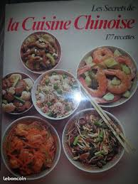 livre cuisine chinoise cuisine chinoise livre invraisemblable com