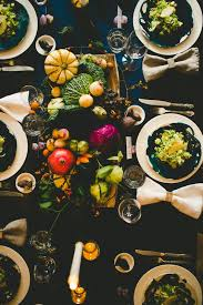 how i set a swanky thanksgiving table and 5 tips for decorating