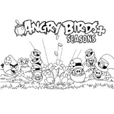 angry birds epic coloring pictures coloring pages ideas