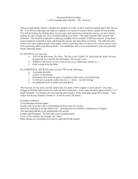 how to write a personal reflection paper research reflection paper