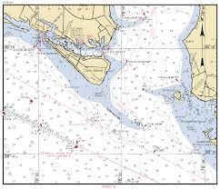 Potomac River On Map Potomac River Cobb Island Md Inset 8 Nautical Chart νοαα Charts