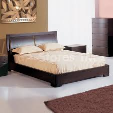 Bedroom Furniture In India by Maya Platform Bed In Teak 738 00 Furniture Store Shipped Free
