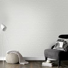 graham and brown symmetry triangolin gray removable wallpaper 32