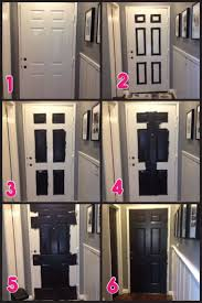 Spray Painting Interior Doors Interior Design Awesome Interior Door Paint Type Style Home