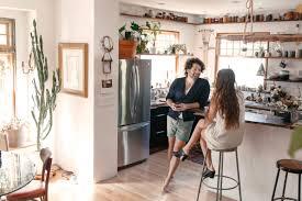airbnb interiors emily katz and adam porterfield s modern blog interiors emilykatz portland michael spear 20160328 0033