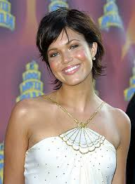 short brunette hairstyles front and back short sexy hairstyles for round faces beauty riot