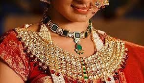 indian metal necklace images Meenakari jewelry origin history types design jpg