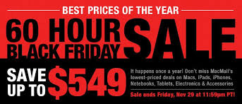 best ipod deals black friday 9to5toys last call macmall black friday sale live imac 200 off