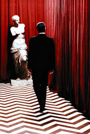 Red Room by Happy Birthday Twin Peaks David Lynch Twins And Televisions