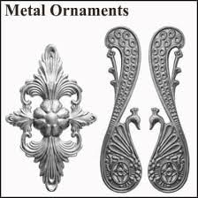 wrought iron products exporter from ludhiana