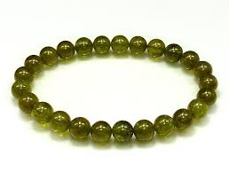 garnet gemstone bracelet images Forestblue rakuten global market highest grade green garnet jpg