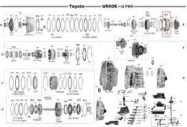 lexus rx350 ua piston b3 a t u660e toyota camry 06 up rav4 08 up venza 08 up