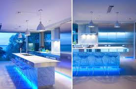 home interior led lights using led lighting in interior home designs