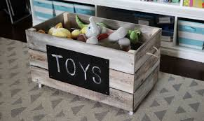 Blueprints To Build A Toy Box by Ana White Simple Cedar Wooden Toy Box Diy Projects