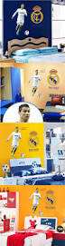 best 25 sports wall decals ideas on pinterest footballs for world cup soccer football star ronaldo wall stickers school sports wall decal for boys kids bedroom