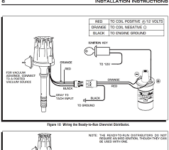 ignition coil distributor wiring diagram on mopar electronic m37
