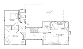 very simple farmhouse floor plan 2nd floor home elements