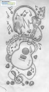 Guitar Tattoo Designs Ideas Sketches Of People Tattooed Tattoo Forearm Designs Sketches