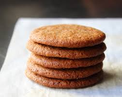 food wishes recipes gingersnap cookies sweet