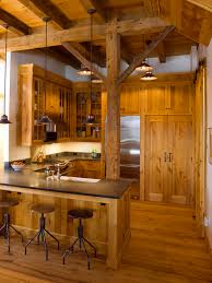 kitchen example of cabin kitchen ideas log cabin kitchen ideas