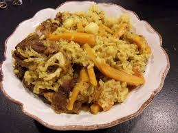 recette de cuisine russe plov d ouzbekistan recettes voyageuses de barbara
