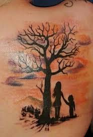 the 25 best watercolor tattoo tree ideas on pinterest black