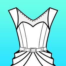 download fashion design flat sketch on pc u0026 mac with appkiwi apk