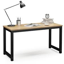 home office writing desk tribesigns computer desk 55