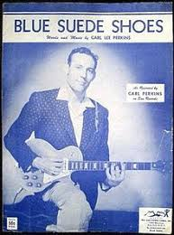 blue suede shoes wikipedia