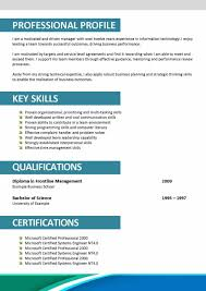 Best Resume Format With Example by The Best Resume Ever Sample Resume123