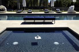 outdoor lap pool outdoor lap pool long branch residential pool design by omega pool