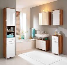 diy small bathroom storage portrait rectangular mirror beige