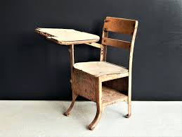 Small Desk Chairs Chairs School Desk Chairs Vintage Metal Makeover School