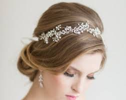 headpiece wedding etsy your place to buy and sell all things handmade