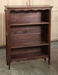 French Antique Bookcase Large 19th Century French Antique Bookcase French Antique