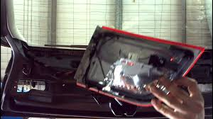 bmw x5 e70 fix water inside inner tail light how to diy