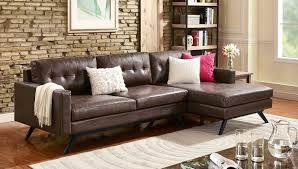Overstock Sectional Sofas Best Sectional Sofas For Small Spaces Overstock