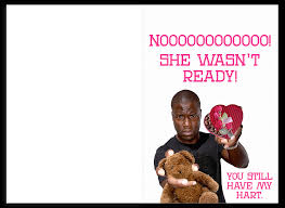 Kevin Hart Text Meme - kevin hart x she wasn t ready for valentine s day card with sound