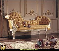 Luxury Bedroom Designs Marie Antoinette Style Theme Decorating - Luxury bedroom chairs