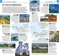 top 10 azores eyewitness top 10 travel guide dk travel